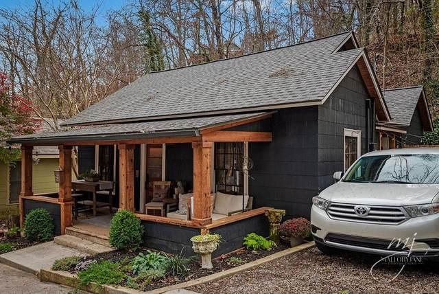 18 Pine Street, Eureka Springs, AR 72632 (MLS #1167475) :: Five Doors Network Northwest Arkansas