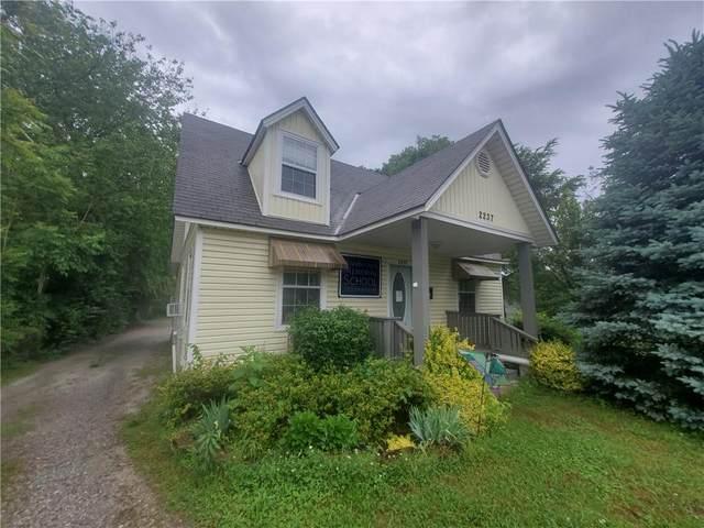 2237 School Avenue, Fayetteville, AR 72701 (MLS #1167482) :: McNaughton Real Estate