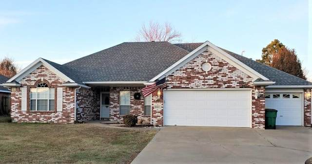 1882 Lancaster Drive, Springdale, AR 72762 (MLS #1167496) :: McNaughton Real Estate