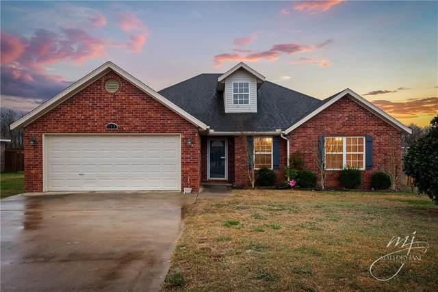 603 Custer Street, Prairie Grove, AR 72753 (MLS #1167498) :: McNaughton Real Estate