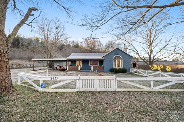 8437 E Mcnelly Road, Bentonville, AR 72712 (MLS #1167504) :: Five Doors Network Northwest Arkansas