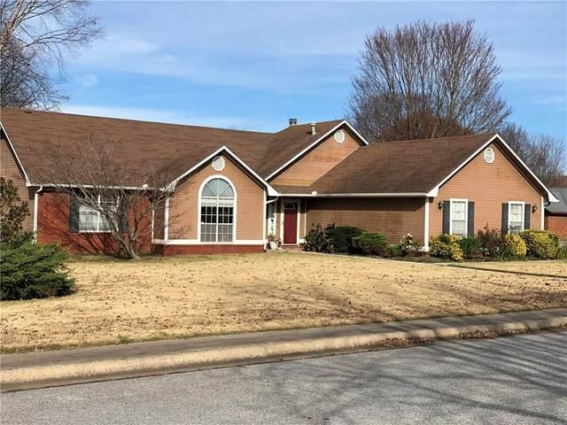 2106 Bluebird Drive, Springdale, AR 72764 (MLS #1167522) :: Annette Gore Team | RE/MAX Real Estate Results