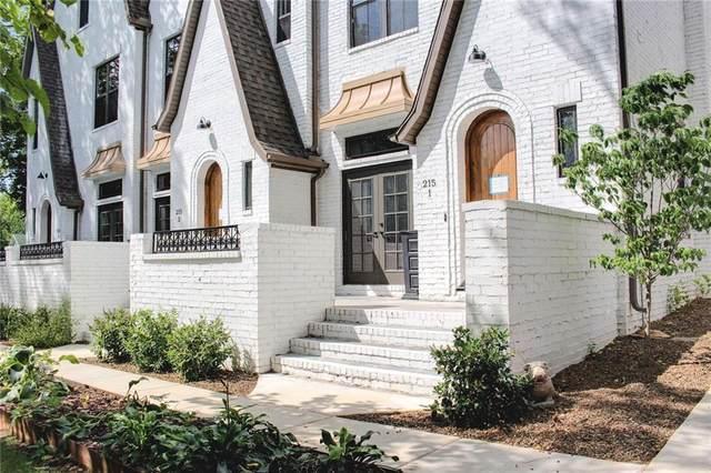 215 N Church Avenue #2, Fayetteville, AR 72701 (MLS #1167551) :: Jessica Yankey | RE/MAX Real Estate Results