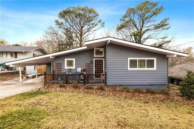 1 Grisham Drive, Bella Vista, AR 72715 (MLS #1167558) :: Annette Gore Team   RE/MAX Real Estate Results