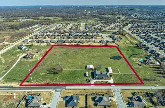 974 N Main Street, Centerton, AR 72719 (MLS #1167564) :: McNaughton Real Estate