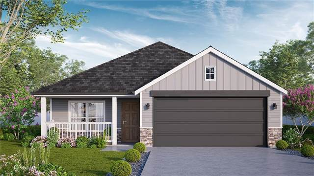 501 E Wire Ridge Drive, Rogers, AR 72758 (MLS #1167577) :: Annette Gore Team | RE/MAX Real Estate Results