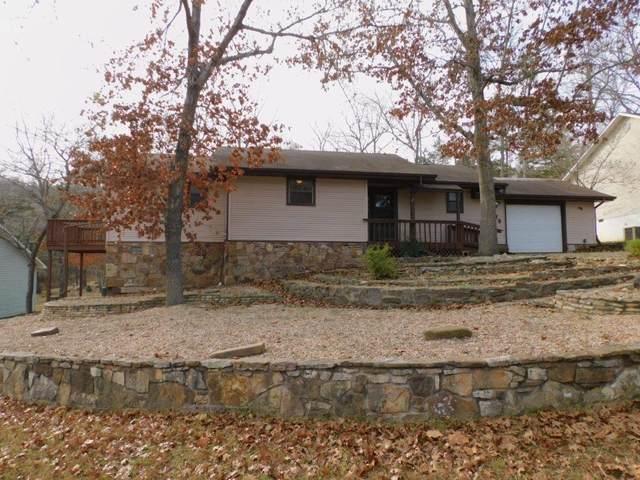 175 Wild Turkey Drive, Eureka Springs, AR 72631 (MLS #1167595) :: McNaughton Real Estate