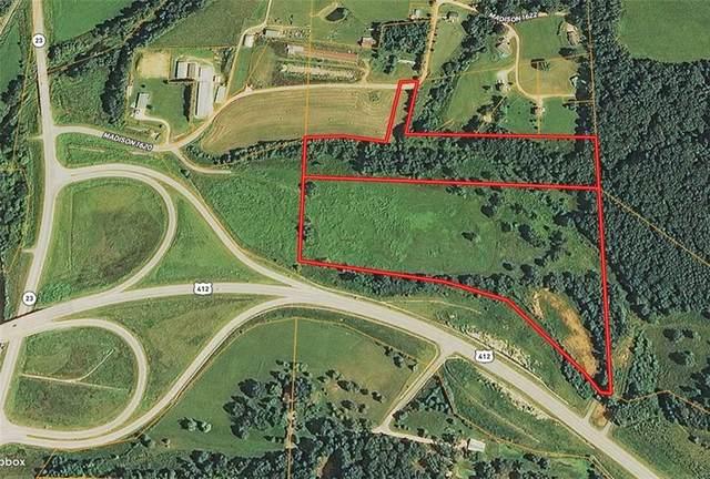 Hwy 412, Huntsville, AR 72740 (MLS #1167601) :: Five Doors Network Northwest Arkansas
