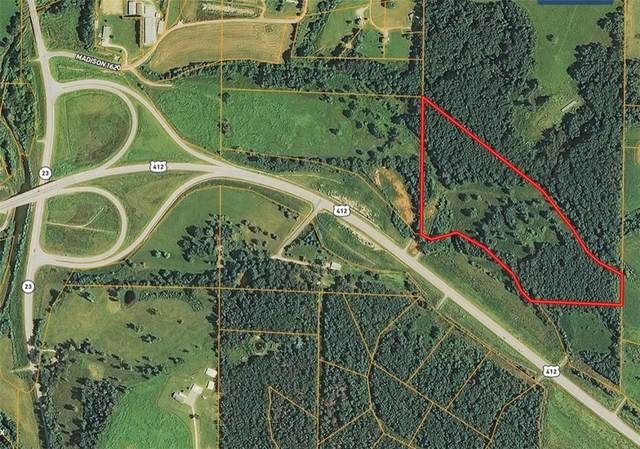 Hwy 412, Huntsville, AR 72740 (MLS #1167606) :: Five Doors Network Northwest Arkansas