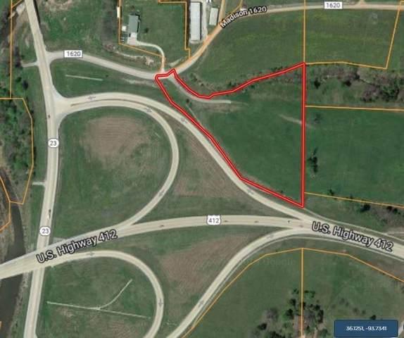 Hwy 412, Huntsville, AR 72740 (MLS #1167616) :: Five Doors Network Northwest Arkansas