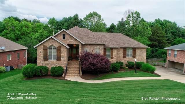 3218 Idlewood, Fayetteville, AR 72703 (MLS #1167680) :: Five Doors Network Northwest Arkansas