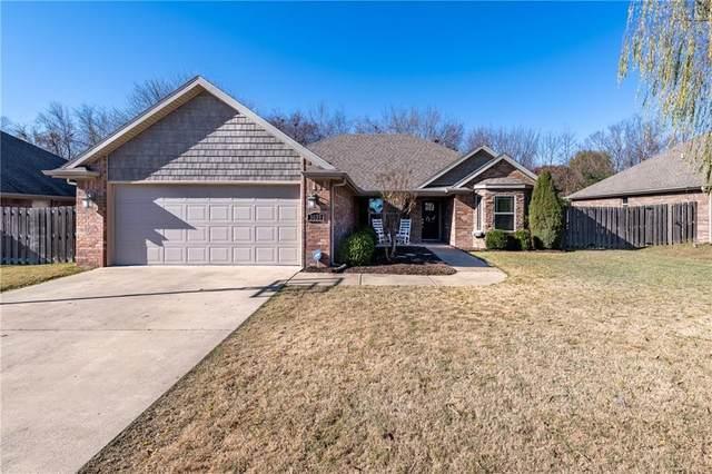 3039 N Raven Lane, Fayetteville, AR 72704 (MLS #1167683) :: Five Doors Network Northwest Arkansas