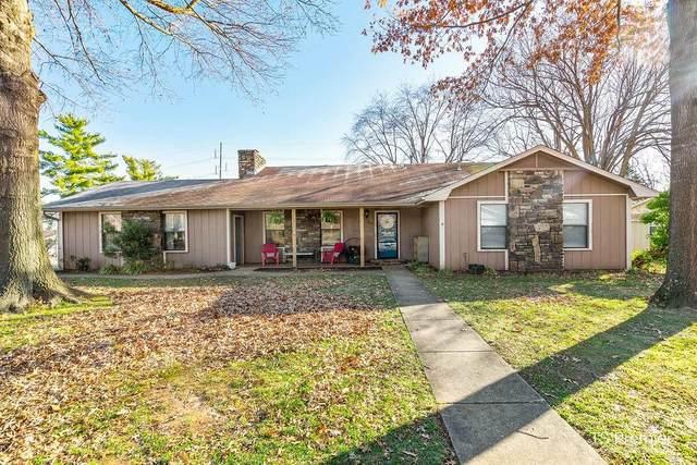 1808 N Sioux Court, Fayetteville, AR 72701 (MLS #1167685) :: Five Doors Network Northwest Arkansas