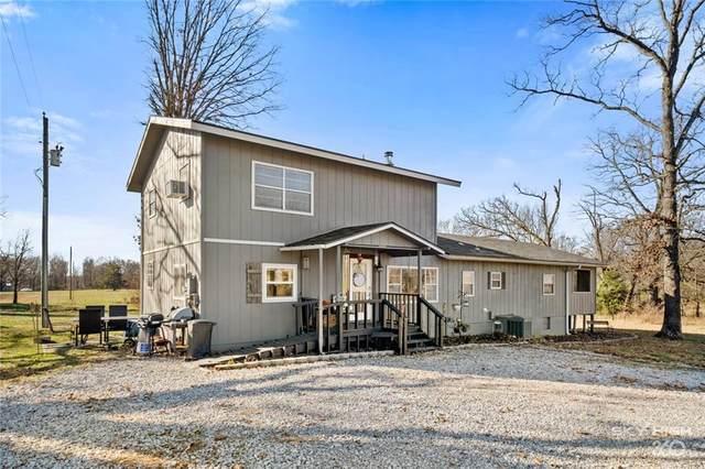 13145 Mount Pleasant Road, Gravette, AR 72736 (MLS #1167713) :: Jessica Yankey   RE/MAX Real Estate Results