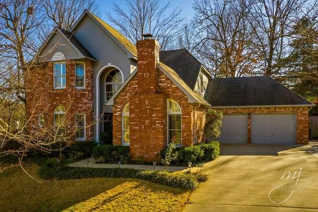 2363 E Victoria Lane, Fayetteville, AR 72701 (MLS #1167719) :: Five Doors Network Northwest Arkansas