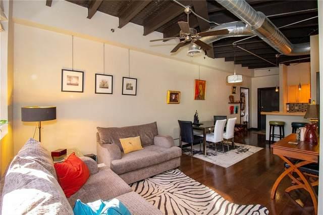 313 E Lafayette Street #107, Fayetteville, AR 72701 (MLS #1167746) :: Annette Gore Team | RE/MAX Real Estate Results