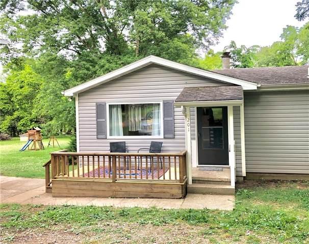 201 Palisade Drive, Beaver, AR 72631 (MLS #1167772) :: NWA House Hunters | RE/MAX Real Estate Results