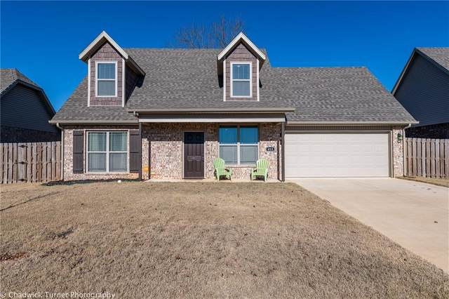413 W Laurel Avenue, Rogers, AR 72758 (MLS #1167805) :: Annette Gore Team | RE/MAX Real Estate Results