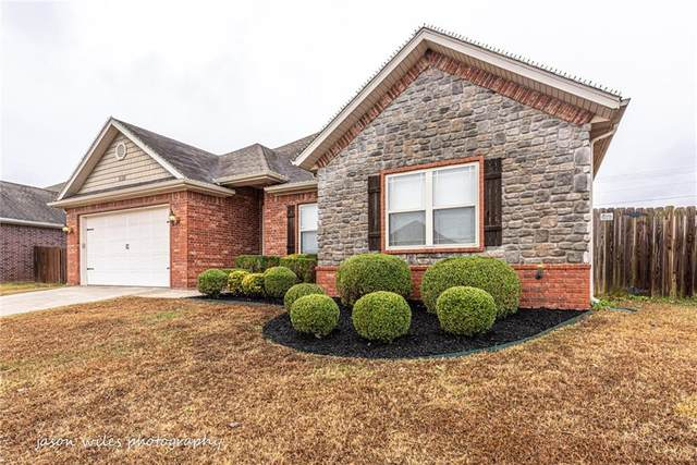 3122 Chadwick Street, Springdale, AR 72764 (MLS #1167844) :: Annette Gore Team | RE/MAX Real Estate Results