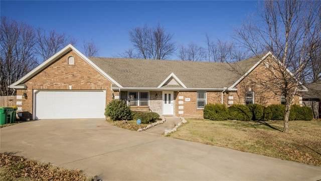 1578 Thistle Wood Lane, Springdale, AR 72764 (MLS #1167886) :: Five Doors Network Northwest Arkansas