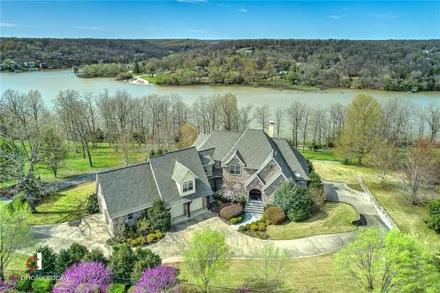 10333 Falcon Crest Drive, Lowell, AR 72745 (MLS #1167914) :: McNaughton Real Estate