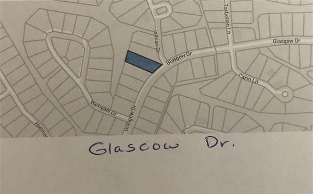 Lot 3 Glasgow Drive, Bella Vista, AR 72715 (MLS #1168046) :: McMullen Realty Group