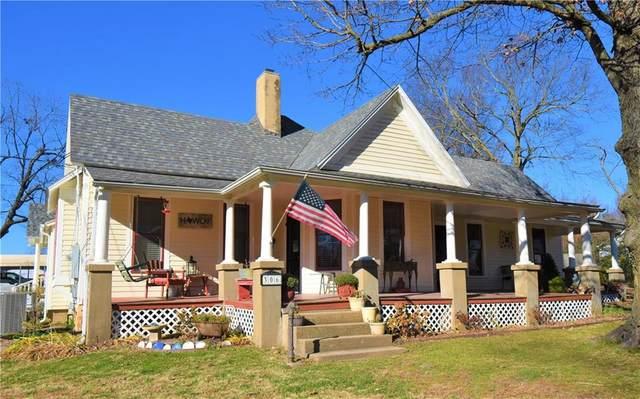 306 Huntsville Street, Berryville, AR 72616 (MLS #1168118) :: Five Doors Network Northwest Arkansas