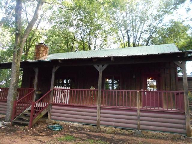 21031 W Highway 62, Eureka Springs, AR 72631 (MLS #1168172) :: Five Doors Network Northwest Arkansas