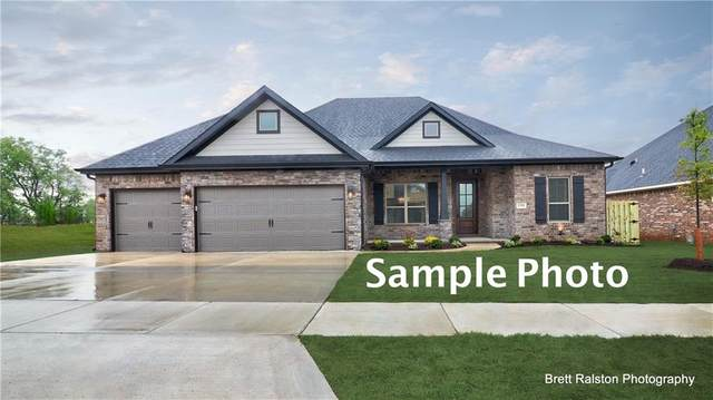 1311 Florentine Road, Centerton, AR 72719 (MLS #1169226) :: McMullen Realty Group