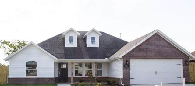 321 N Otoe Street, Farmington, AR 72730 (MLS #1169303) :: Five Doors Network Northwest Arkansas
