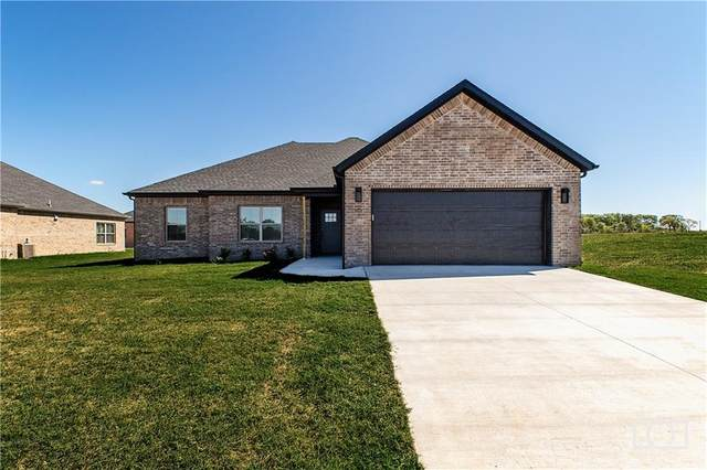 1036 Tracey Lane, Pea Ridge, AR 72751 (MLS #1169312) :: Five Doors Network Northwest Arkansas