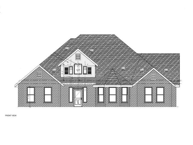 1451 Westridge Lane, Centerton, AR 72719 (MLS #1169314) :: Five Doors Network Northwest Arkansas