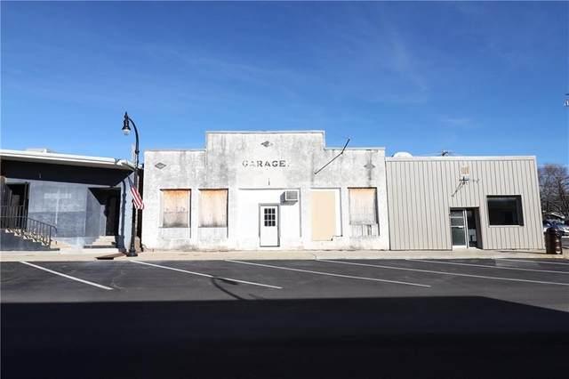 208 NE Main Street, Gravette, AR 72736 (MLS #1169513) :: Annette Gore Team | EXP Realty