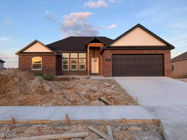 333 N Otoe Street, Farmington, AR 72730 (MLS #1169558) :: Five Doors Network Northwest Arkansas