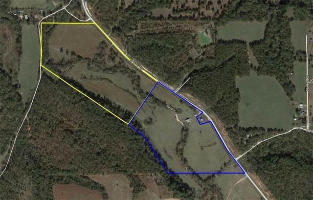 53303 N 570 Road, Rose, OK 74364 (MLS #1169661) :: McNaughton Real Estate