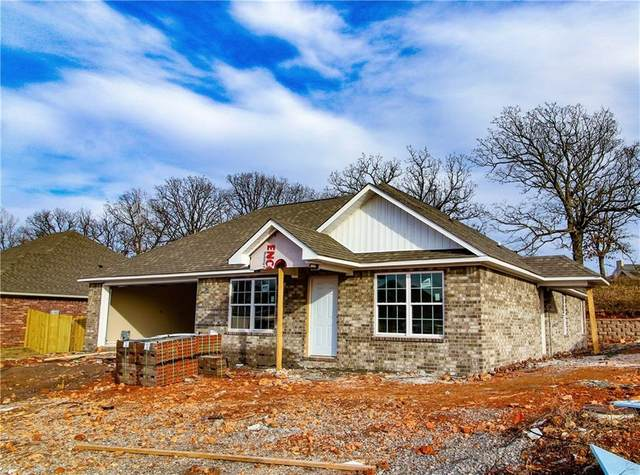 804 Brook Street, Gentry, AR 72734 (MLS #1169770) :: Five Doors Network Northwest Arkansas