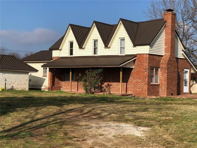 504 Highway 311, Green Forest, AR 72638 (MLS #1169800) :: McNaughton Real Estate