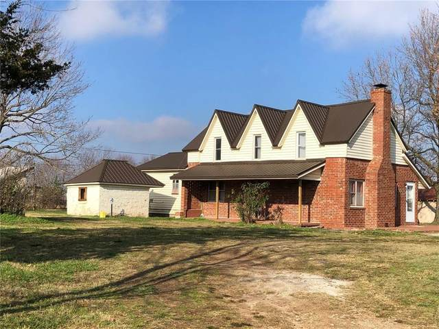 504 Highway 311, Green Forest, AR 72638 (MLS #1170003) :: McNaughton Real Estate