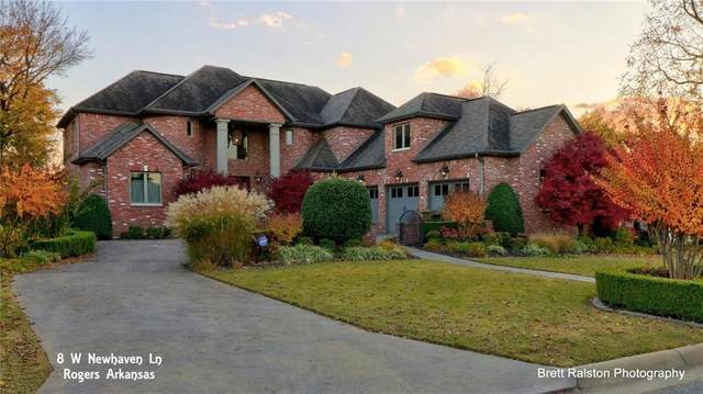 8 W Newhaven Lane, Rogers, AR 72758 (MLS #1170007) :: Five Doors Network Northwest Arkansas