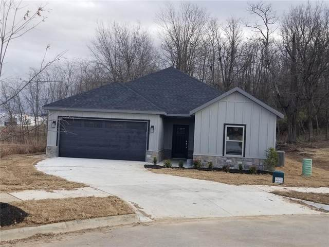 2632 N Justin Drive, Fayetteville, AR 72704 (MLS #1170008) :: McMullen Realty Group