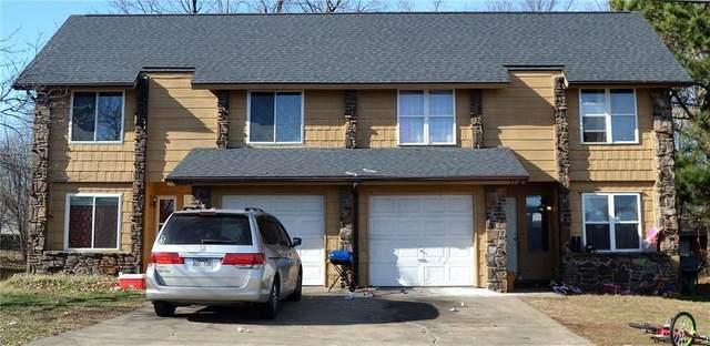 1502 N Pleasant Street A&B, Springdale, AR 72764 (MLS #1170101) :: McMullen Realty Group