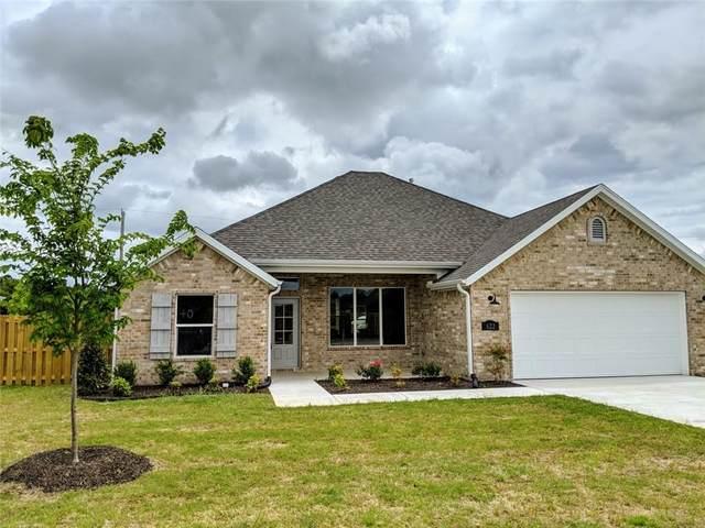 2895 Bitterroot, Fayetteville, AR 72701 (MLS #1170148) :: McNaughton Real Estate