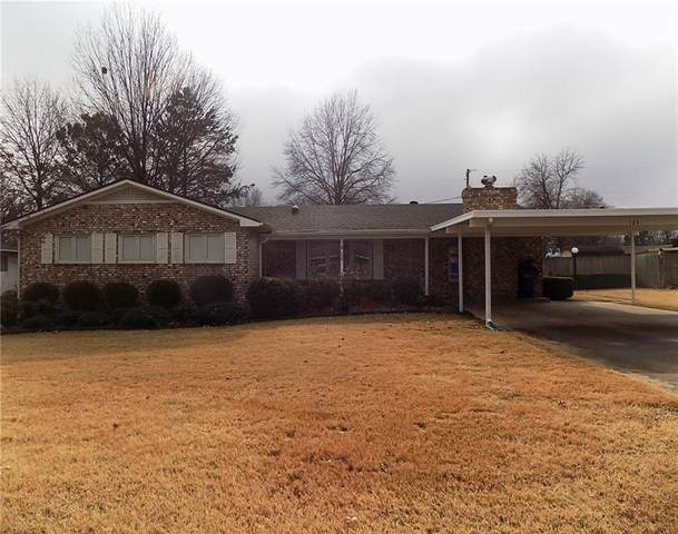 124 W Highland Street, Siloam Springs, AR 72761 (MLS #1170175) :: McNaughton Real Estate