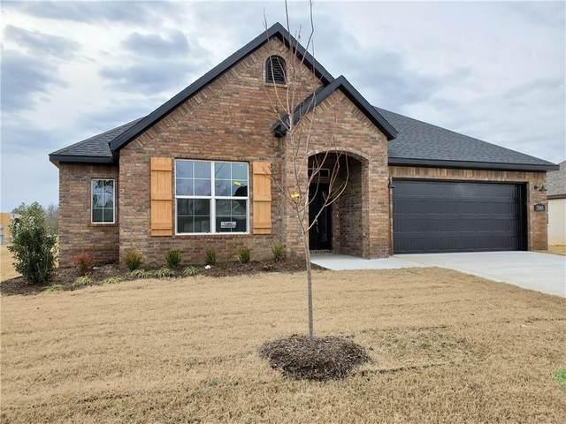2907 Bitterroot Road, Fayetteville, AR 72701 (MLS #1170228) :: McNaughton Real Estate