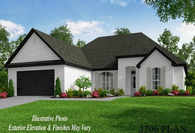 2752 Carbon Road, Fayetteville, AR 72701 (MLS #1170243) :: McNaughton Real Estate