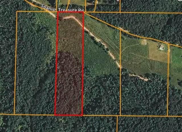10.59AC Spanish Treasure Road, Gravette, AR 72736 (MLS #1170340) :: McNaughton Real Estate