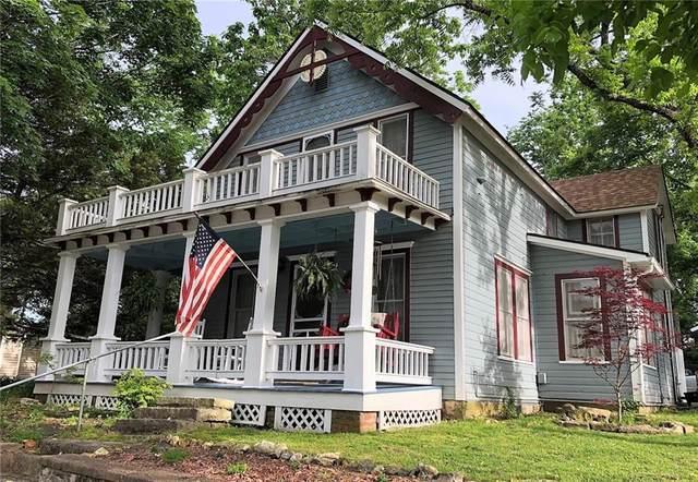8 Summit Street, Eureka Springs, AR 72632 (MLS #1170395) :: McMullen Realty Group