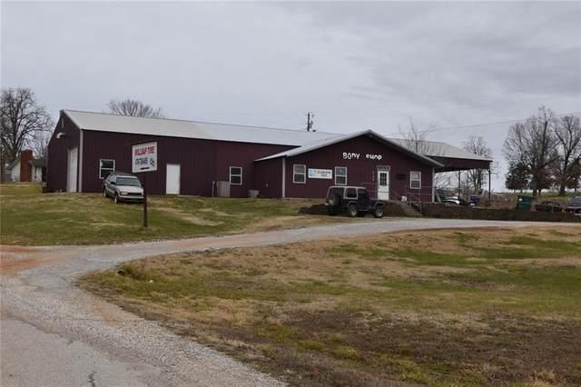 9182 Highway 412, Huntsville, AR 72740 (MLS #1170455) :: Five Doors Network Northwest Arkansas