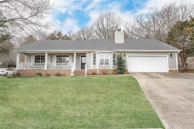 3137 N Warwick Drive, Fayetteville, AR 72703 (MLS #1170551) :: Five Doors Network Northwest Arkansas