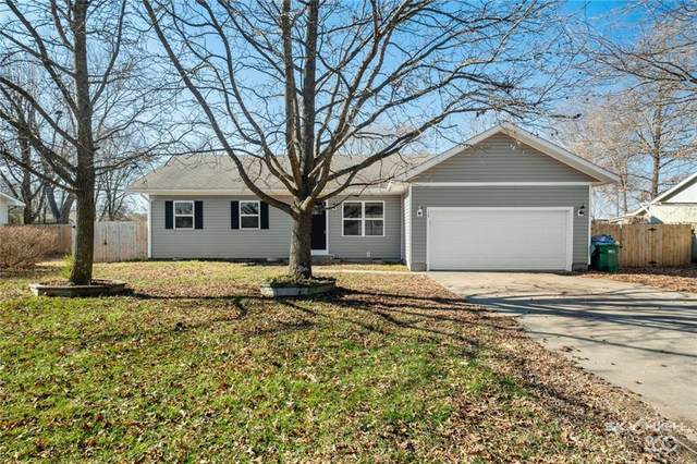 129 Township Drive, Centerton, AR 72719 (MLS #1170555) :: McNaughton Real Estate
